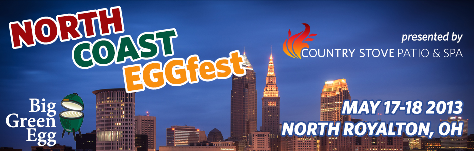 2013 North Coast EGGFest Cleveland, Ohio
