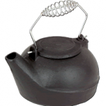 Dagan 2.7 Quart Cast Iron Kettle