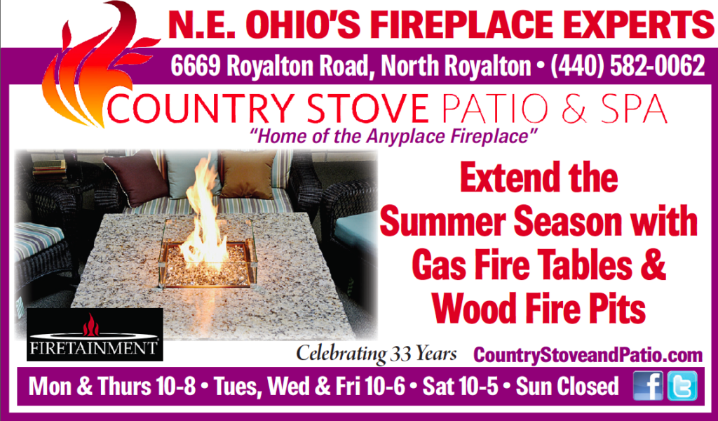 In Store Specials Country Stove Patio And Spa Cleveland Ohio