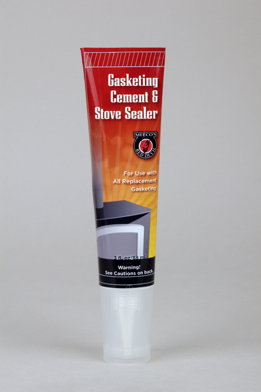 Wood Stove Cement : Gasketing cement and stove sealer