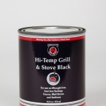 Hi-Temp Grill and Stove Black