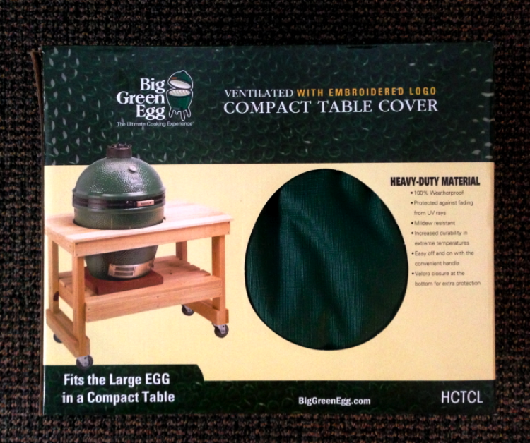 Big Green Egg Compact Table Covers Country Stove Patio