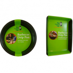 Big Green Egg Drip Pans