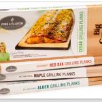 Big Green Egg Grilling Planks