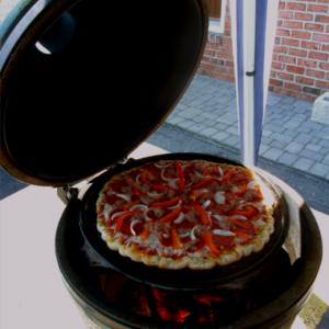 Big Green Egg Pizza Baking Stone