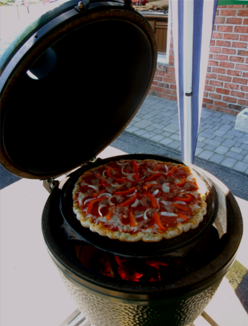 Big Green Egg Pizza Baking Stone