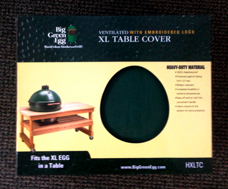 Big Green Egg Xl Table Covers