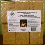 Bio Block Firewood