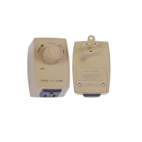 Best Quality Dial-A-Temp Rheostat By Firewood Racks/&More