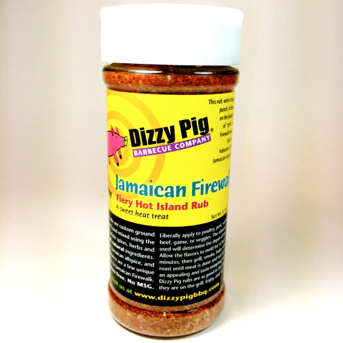 Dizzy Pig Jamaican Firewalk