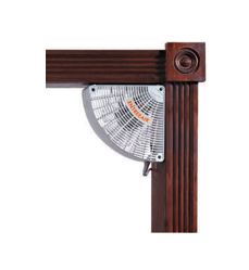 entreeair door frame fan