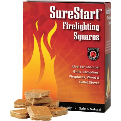 SureStart Fire Starter Squares