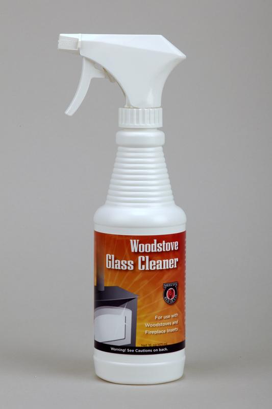 Wood Stove Gl Cleaner