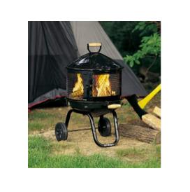 Arctic Lil' Camper Fire Pit