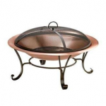 Coleman BackHome- 0- nch Copper Fire Pit