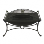 Dagan Rectangular Fire Pit