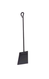 Wrought Iron Shovel