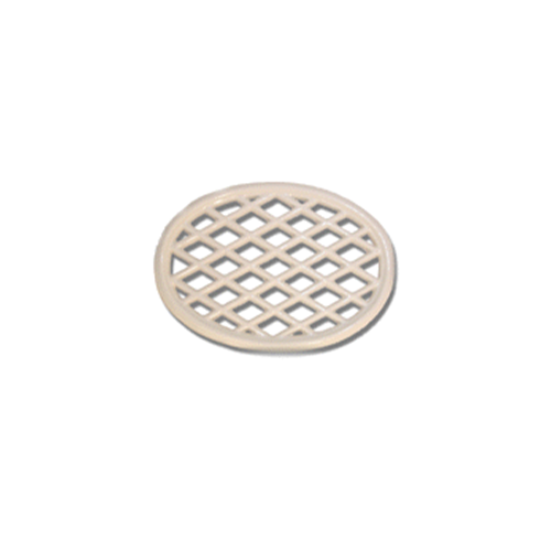 Almond Oval Lattice Wood Stove Steamer Trivet