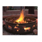 Landmann Big Sky Steel Fire Ring