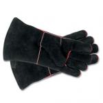 Black Fireplace Gloves