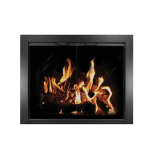 Thermo Rite Chalet Fireplace Glass Doors Thermo Rite