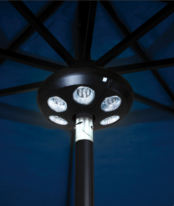 Under Umbrella Patio LED Light ...