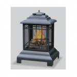 UniFlame Firehouse Fire Pit