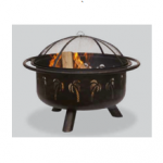 UniFlame Palm Tree Fire Pit