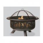 UniFlame Swirl Fire Pit