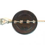 Vogelzang-6-inch-Cast-Iron-Damper