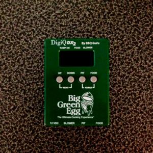 Big Green Egg DigiQ Microprocessor