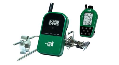 big green egg dual probe thermometer