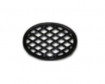 Jet Black Lattice Wood Stove Steamer Trivets