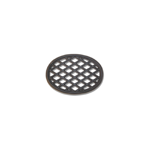 Matte Black Lattice Wood Stove Steamer Trivets