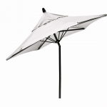 Telescope Casual 8 Foot Tension Market Umbrellas