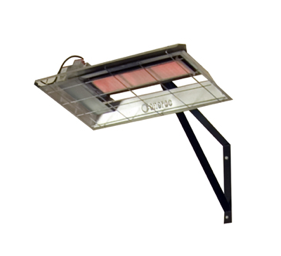Enerco Radiant Heater Infrared Outdoor Heater Gas