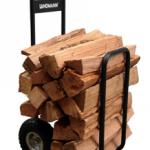 Landmann Firewood Caddy and Cover
