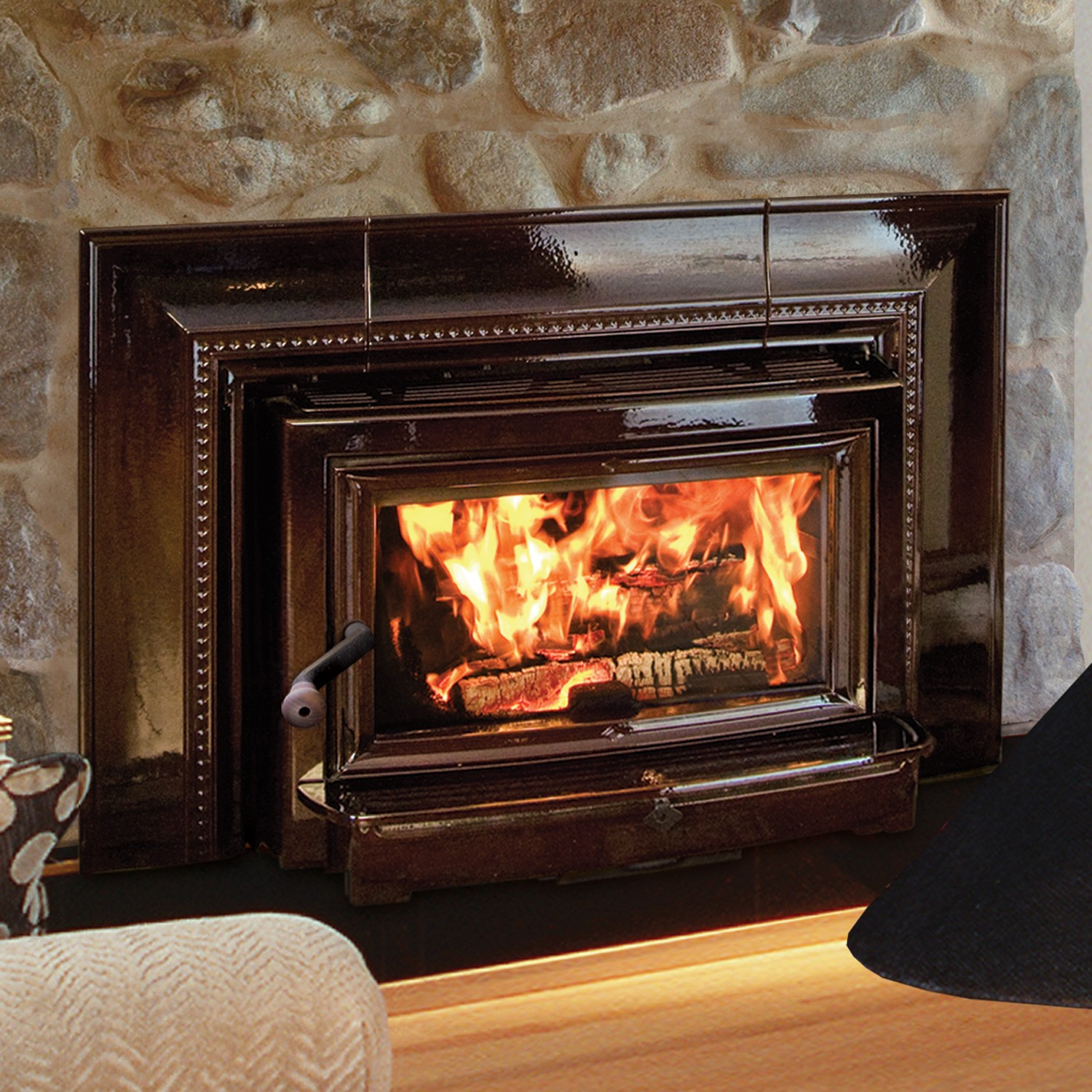 Hearthstone Clydesdale Wood Fireplace Insert Country