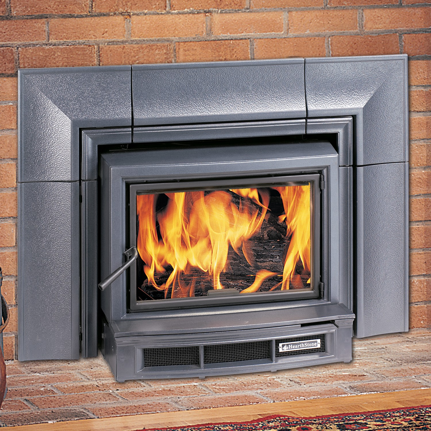 Hearthstone Morgan Wood Fireplace Insert Country Stove