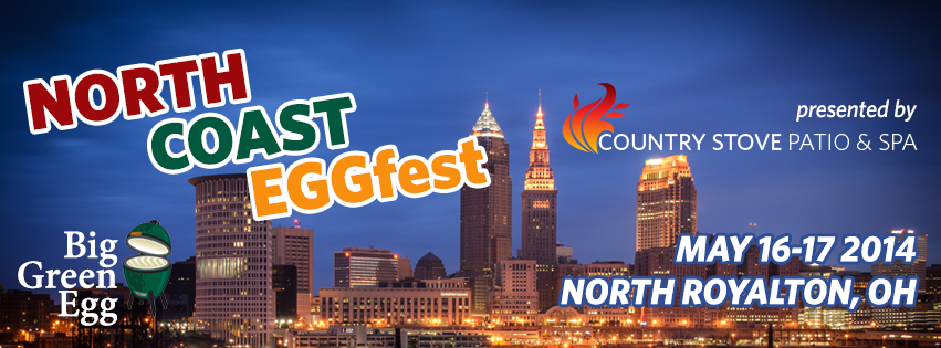 North Coast EGGfest 2014 Cleveland Ohio