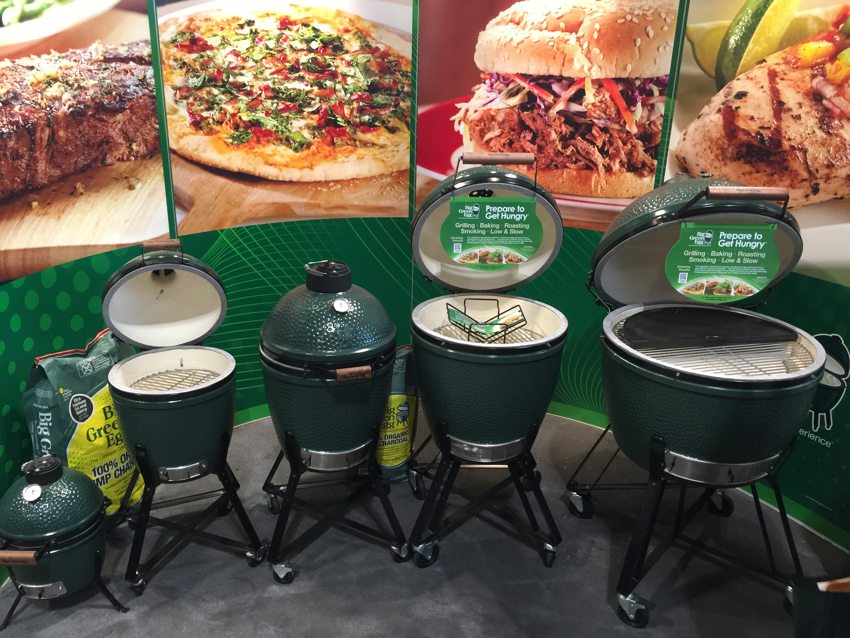 big green egg sizes cleveland country stove patio spa