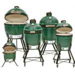 Big Green Egg Ceramic Cookers