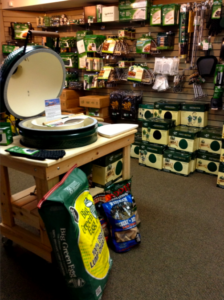 Large Big Green Egg & Accessories