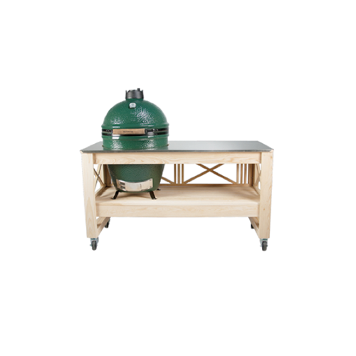 big green egg large table nest