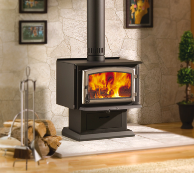 Enerzone Solution 1 8 Country Stove And Patio