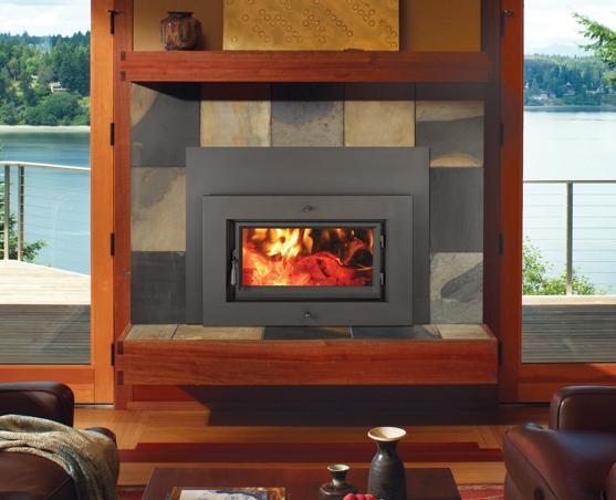 Fireplace Xtrordinair 33 Elite Flushwood
