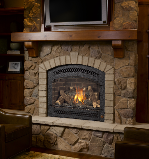 Fireplace Xtrordinair FPX 864 High Output Dancing Fyre
