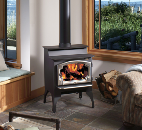Lopi Endeavor Wood Stove - Lopi Endeavor Wood Stove - Country Stove Patio And Spa