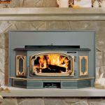 Lopi Freedom Bay Wood Stove Insert