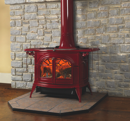 Vermont Castings Defiant Flexburn Country Stove Patio